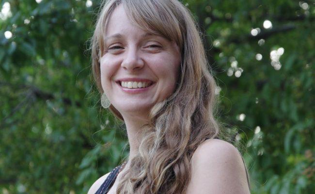 Interview with poet Teresa Dzieglewicz
