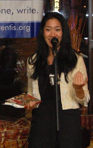 Tina Chang reading