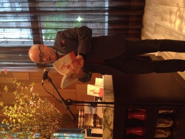 prize-winning memoirist Andre Aciman