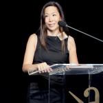 Christina Chiu at A4 Gala