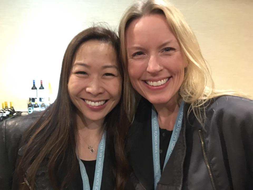 Photo of Christina Chiu at AWP