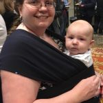 Photo of AWP 2018, Tampa FL - Meetup guests - Mom and Baby