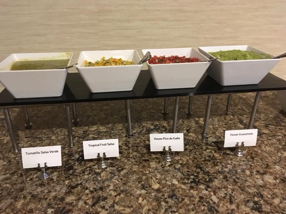 Photo of AWP 2018, Tampa FL - Meetup snacks