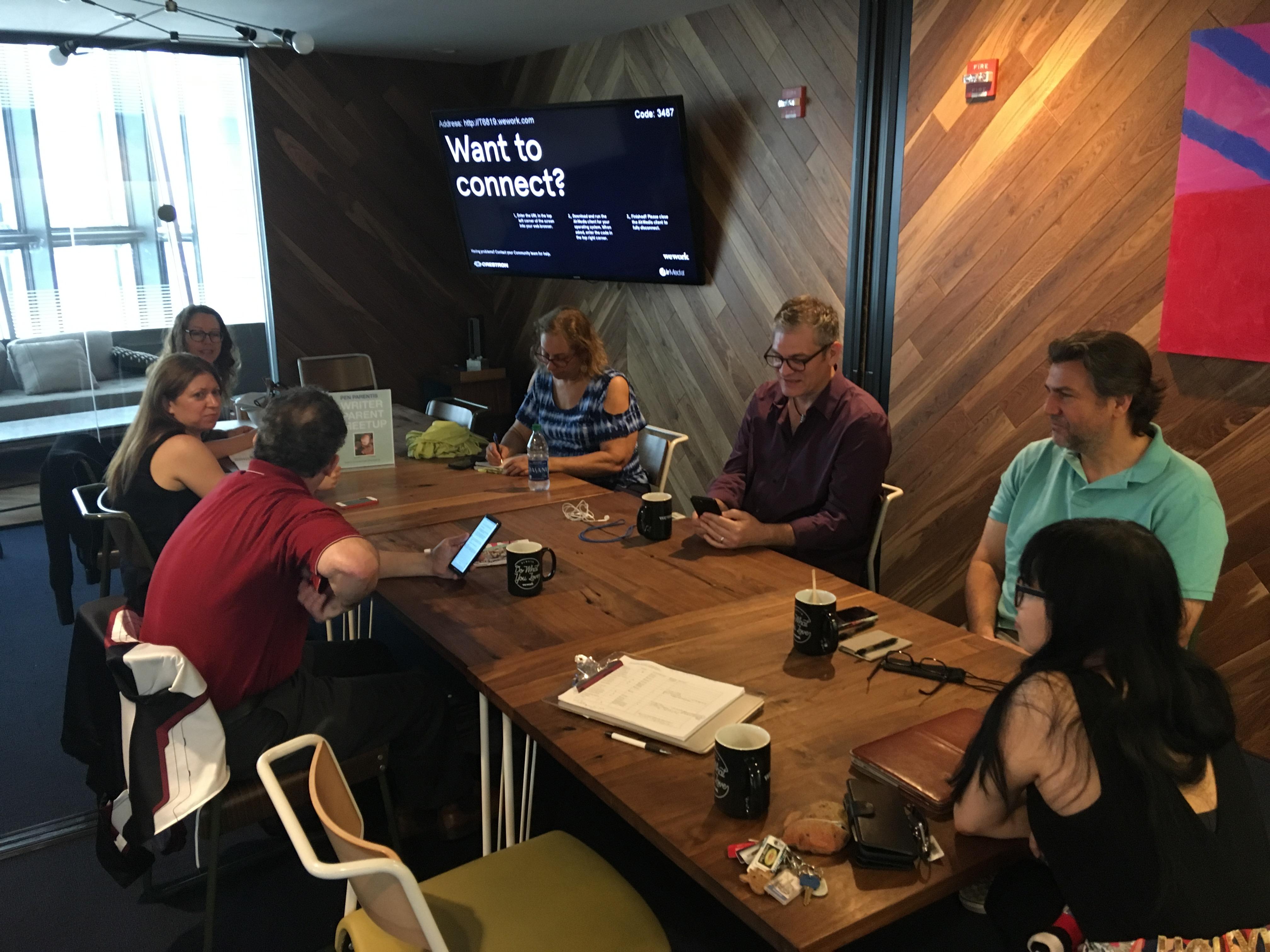 New Brooklyn Meetup Starting on Tuesdays   Pen Parentis