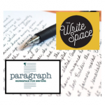 paragraph and write space logos
