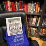 center for fiction pen parentis meetup sign